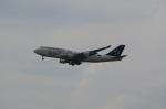 BIGFORCEさんが、シンガポール・チャンギ国際空港で撮影したタイ国際航空 747-4D7の航空フォト(写真)