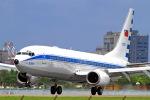 Eric Chenさんが、高雄国際空港で撮影した中華民国空軍 737-8ARの航空フォト(写真)
