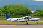 Dojalanaさんが、函館空港で撮影した学校法人ヒラタ学園 航空事業本部 208B Grand Caravanの航空フォト(飛行機 写真・画像)
