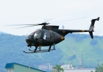 じーく。さんが、旭川駐屯地で撮影した陸上自衛隊 OH-6Dの航空フォト(飛行機 写真・画像)