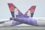 関西国際空港 - Kansai International Airport [KIX/RJBB]で撮影されたハワイアン航空 - Hawaiian Airlines [HA/HAL]の航空機写真