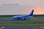 ピリンダさんが、中部国際空港で撮影した全日空 737-781の航空フォト(写真)