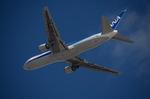 ウッディさんが、成田国際空港で撮影した全日空 767-381/ERの航空フォト(写真)