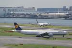 ANA744Foreverさんが、羽田空港で撮影したルフトハンザドイツ航空 A340-642Xの航空フォト(写真)