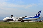 kumariairさんが、高知空港で撮影した全日空 787-8 Dreamlinerの航空フォト(飛行機 写真・画像)
