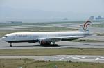 Gambardierさんが、関西国際空港で撮影したエア・ヨーロッパ 777-2Q8/ERの航空フォト(写真)