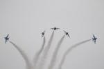 チャッピー・シミズさんが、旭川駐屯地で撮影した航空自衛隊 T-4の航空フォト(写真)