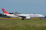 Tomo-Papaさんが、成田国際空港で撮影したトランスアジア航空 A330-343Xの航空フォト(写真)