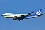 げんこつさんが、成田国際空港で撮影した日本貨物航空 747-4KZF/SCDの航空フォト(写真)