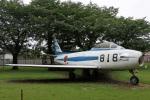 Wasawasa-isaoさんが、宇都宮飛行場で撮影した航空自衛隊 F-86F-40の航空フォト(写真)