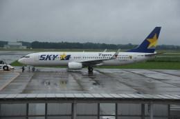 kumagorouさんが、茨城空港で撮影したスカイマーク 737-81Dの航空フォト(写真)