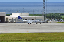 tsubasa0624さんが、新石垣空港で撮影した宇宙航空研究開発機構 680 Citation Sovereignの航空フォト(飛行機 写真・画像)