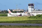 tsubasa0624さんが、宮古空港で撮影した日本トランスオーシャン航空 737-8Q3の航空フォト(飛行機 写真・画像)