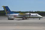 tsubasa0624さんが、宮古空港で撮影した琉球エアーコミューター DHC-8-103Q Dash 8の航空フォト(写真)