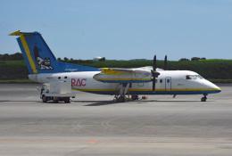 tsubasa0624さんが、宮古空港で撮影した琉球エアーコミューター DHC-8-103Q Dash 8の航空フォト(飛行機 写真・画像)