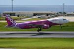 tsubasa0624さんが、新石垣空港で撮影したピーチ A320-214の航空フォト(飛行機 写真・画像)
