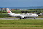 tsubasa0624さんが、宮古空港で撮影した日本トランスオーシャン航空 737-4Q3の航空フォト(写真)
