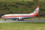 tsubasa0624さんが、新石垣空港で撮影した日本トランスオーシャン航空 737-446の航空フォト(飛行機 写真・画像)
