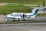 tsubasa0624さんが、新石垣空港で撮影した海上保安庁 B300の航空フォト(飛行機 写真・画像)
