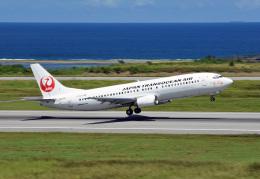 tsubasa0624さんが、新石垣空港で撮影した日本トランスオーシャン航空 737-446の航空フォト(写真)