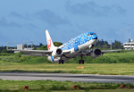 tsubasa0624さんが、宮古空港で撮影した日本トランスオーシャン航空 737-4Q3の航空フォト(飛行機 写真・画像)