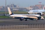 たまさんが、羽田空港で撮影したタロス・アヴィエーション 757-23Nの航空フォト(写真)