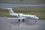 kumagorouさんが、仙台空港で撮影したユタ銀行 G-IV-X Gulfstream G450の航空フォト(飛行機 写真・画像)
