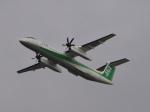 ぷかちさんが、新千歳空港で撮影した全日空 DHC-8-402Q Dash 8の航空フォト(写真)
