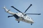 ツインオッターさんが、岩国空港で撮影した海上自衛隊 MCH-101の航空フォト(飛行機 写真・画像)