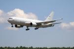 北の熊さんが、千歳基地で撮影した航空自衛隊 KC-767J (767-2FK/ER)の航空フォト(飛行機 写真・画像)