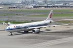 ANA744Foreverさんが、羽田空港で撮影した中国国際航空 A330-343Xの航空フォト(写真)