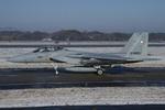 Scotchさんが、茨城空港で撮影した航空自衛隊 F-15DJ Eagleの航空フォト(写真)