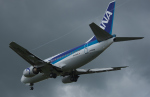 サボリーマンさんが、高知空港で撮影したANAウイングス 737-54Kの航空フォト(飛行機 写真・画像)