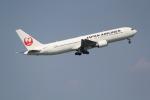 ANA744Foreverさんが、羽田空港で撮影した日本航空 767-346/ERの航空フォト(写真)