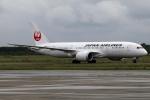 北の熊さんが、新千歳空港で撮影した日本航空 787-8 Dreamlinerの航空フォト(写真)