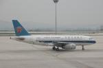 xingyeさんが、煙台蓬莱国際空港で撮影した中国南方航空 A319-132の航空フォト(写真)