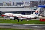 あしゅーさんが、福岡空港で撮影した中国東方航空 737-79Pの航空フォト(飛行機 写真・画像)
