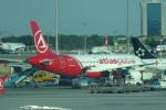 pringlesさんが、アタテュルク国際空港で撮影したアトラスグローバル A320-214の航空フォト(写真)