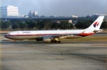 ドンムアン空港 - Don Muang Airport [DMK/VTBD]で撮影されたマレーシア航空 - Malaysia Airlines [MH/MAS]の航空機写真