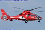 Chofu Spotter Ariaさんが、名古屋飛行場で撮影した名古屋市消防航空隊 AS365N3 Dauphin 2の航空フォト(飛行機 写真・画像)