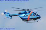 Chofu Spotter Ariaさんが、名古屋飛行場で撮影した愛知県警察 BK117C-1の航空フォト(飛行機 写真・画像)
