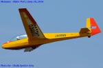 Chofu Spotter Ariaさんが、妻沼滑空場で撮影した日本個人所有 ASK 13の航空フォト(飛行機 写真・画像)