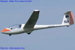 Chofu Spotter Ariaさんが、妻沼滑空場で撮影した日本大学グライダー部 - Nihon University Glider Club G102 Club Astir IIIbの航空フォト(飛行機 写真・画像)