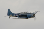 eagletさんが、チノ空港で撮影したプレーンズ・オブ・フェイム SBD-5 Dauntlessの航空フォト(写真)