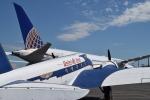 romyさんが、ボーイングフィールドで撮影したユナイテッド航空 787-9の航空フォト(写真)