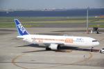 ANA744Foreverさんが、羽田空港で撮影した全日空 767-381/ERの航空フォト(写真)