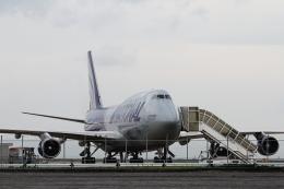RUNDY!さんが、中部国際空港で撮影したナショナル・エアラインズ 747-428(BCF)の航空フォト(飛行機 写真・画像)