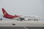 xingyeさんが、煙台蓬莱国際空港で撮影した深圳航空 737-87Lの航空フォト(写真)