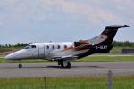 だいせんさんが、ロンドン・スタンステッド空港で撮影したArcus Executive Aviation EMB-500 Phenom 100 の航空フォト(写真)