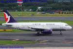 Chofu Spotter Ariaさんが、成田国際空港で撮影したマカオ航空 A319-132の航空フォト(飛行機 写真・画像)